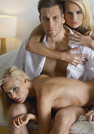 Sex mit Gruppensex am Telefon